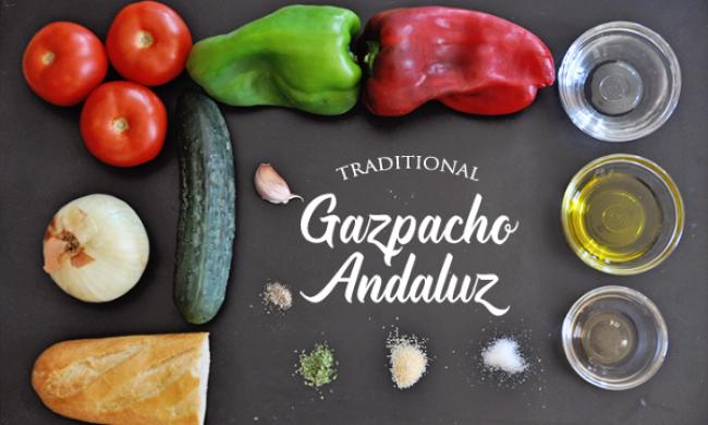 Beneficios del gazpacho